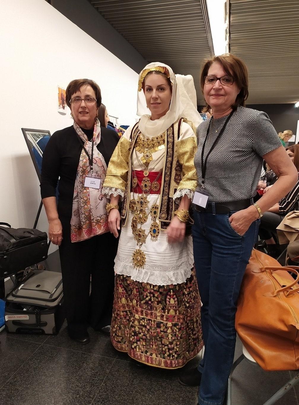 «Φορεσιές με Πρόσωπα» Μουσείο Μπενάκη